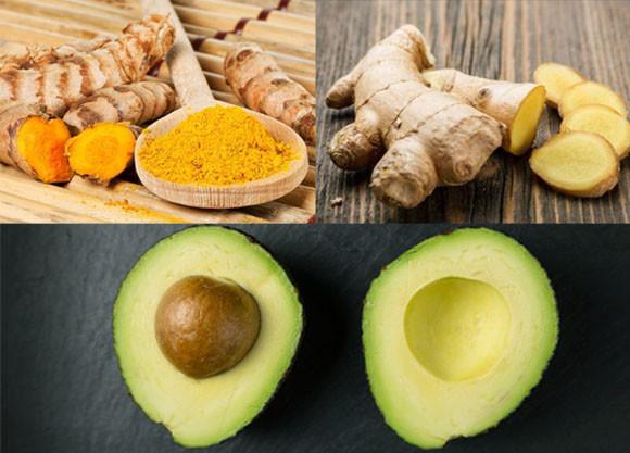 Benessere Femminile Avocado-curc-zenz Avocado, curcuma  e zenzero i nuovi alleati della salute