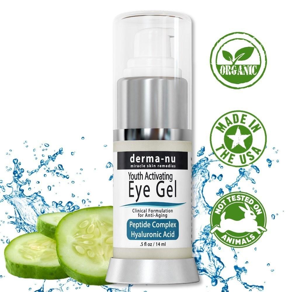 Benessere Femminile crema-occhi-della-Derma-Nu Ti consiglio: crema antirughe occhi di Derma-nu trattamento Gel