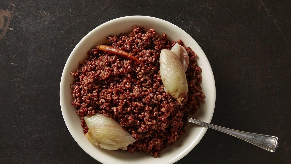 Benessere Femminile side-aromatic-red-rice Riso Rosso: quali benefici?