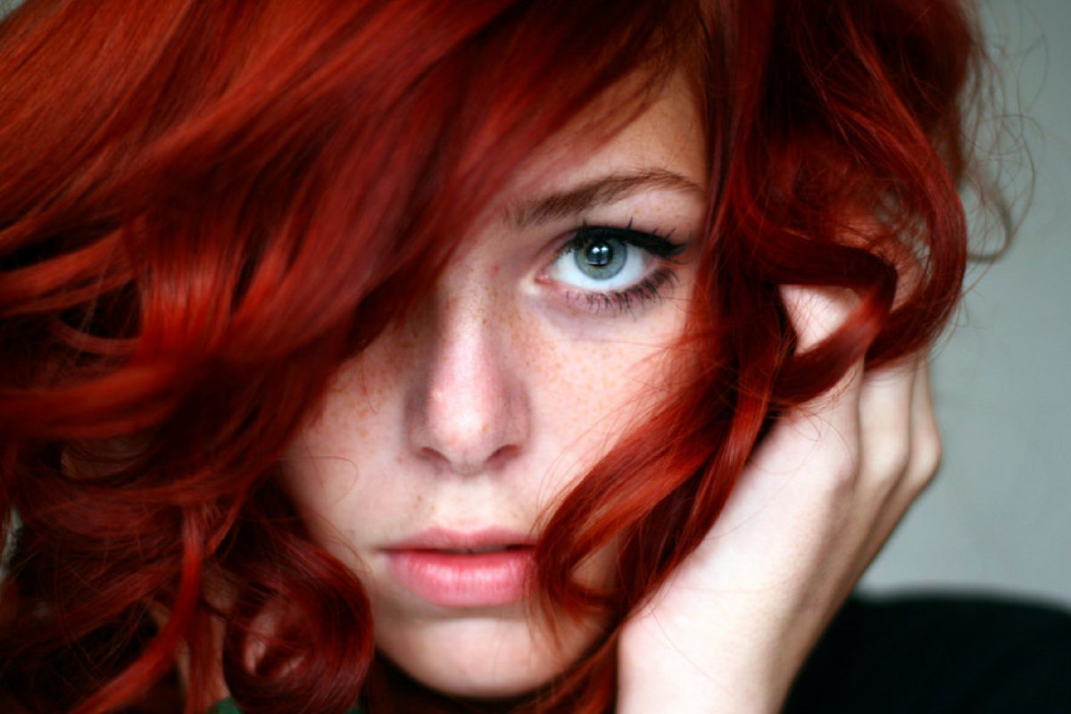 Benessere Femminile capelli-rosso-vivo Tingere i capelli? Ora il rosso fa tendenza, scegli la tinta naturale di Silium Organic