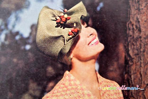 Benessere Femminile cappello-vintage-anni-60-11 Cappelli vintage